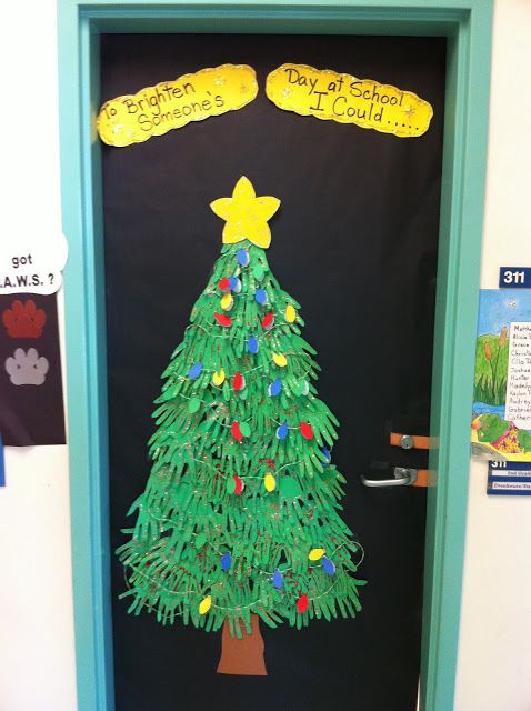 Extention of Christmas Bulletin Board...
