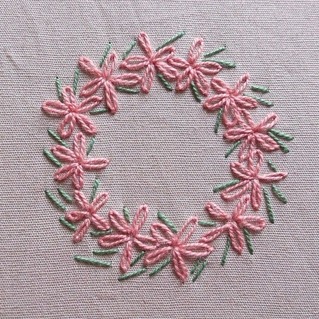 Instagram photo by @embroidery_prin via ink361.com