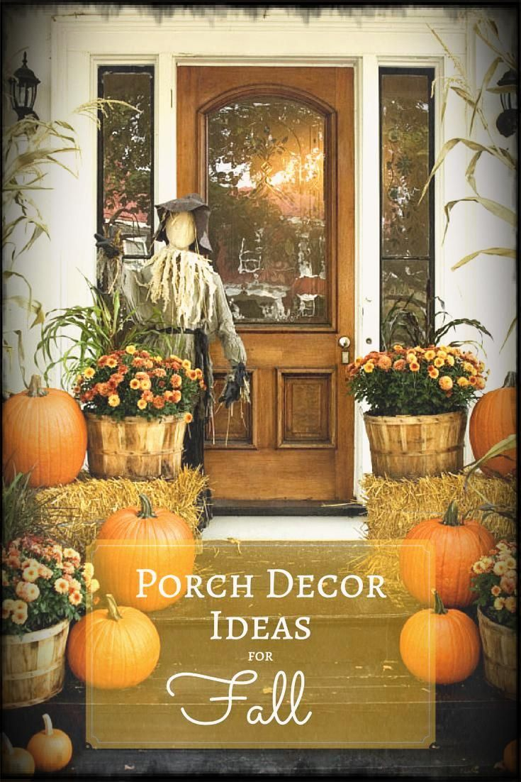 Diy Outdoor Fall Decorating Ideas For Everyone Yodersmart