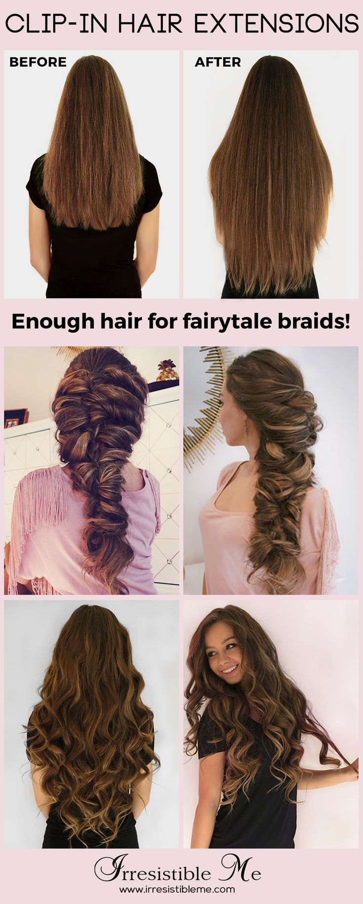 68 Best Hair Extensions Images On Pinterest Hair Ideas Hair Dos