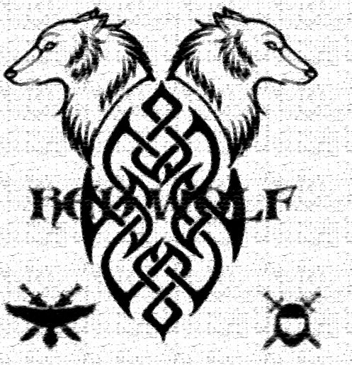 Coat of Arms by Norse-Wolf