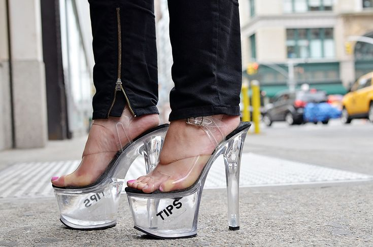 I Wore Stripper Heels For A Day  http://www.buzzfeed.com/angelamv/i-wore-stripper-heels-for-a-day