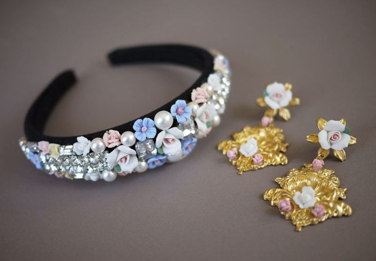 DIY Dolce Gabbana Fall 2012 Baroque-inspired Accessories. xx Dressed to Death xx