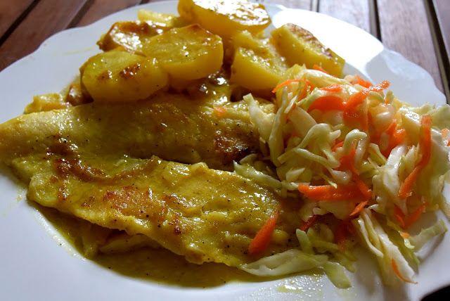 Ψάρι στον φούρνο με πορτοκάλι - μουστάρδα !!! ~ ΜΑΓΕΙΡΙΚΗ ΚΑΙ ΣΥΝΤΑΓΕΣ 2