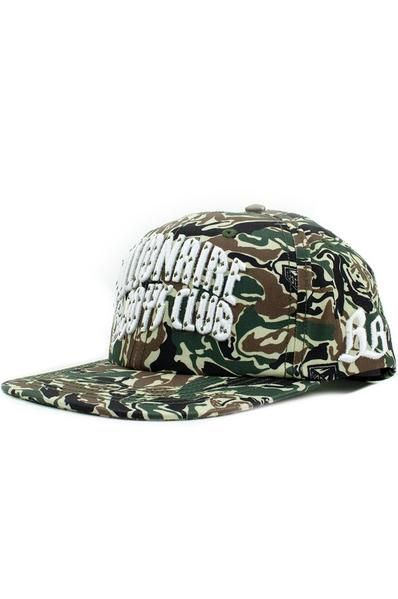 7b9aae5f230a43 Billionaire Boys Club Big Air Snapback Hat | Men's Accessories ...
