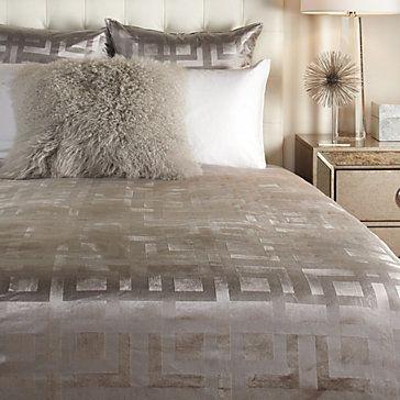 Ming Velvet Bedding | Bedding | Bedding and Pillows | Z Gallerie