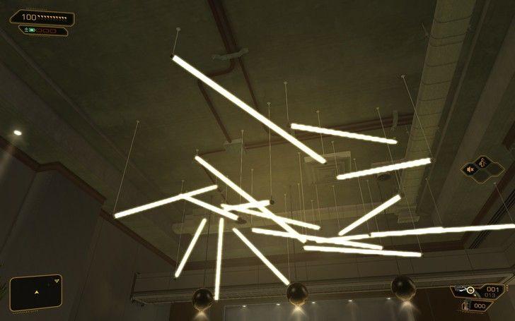 Unique ceilings in Human Revolution - Album on Imgur