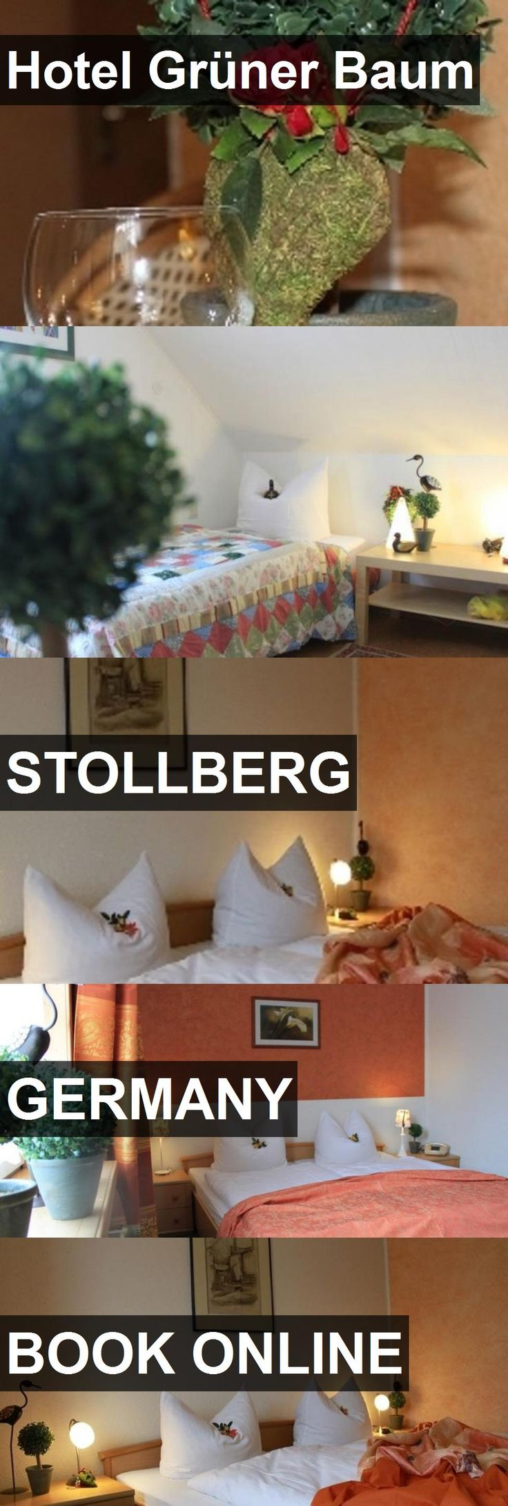 Hotel Hotel Grüner Baum in Stollberg, Germany. For more information, photos, reviews and best prices please follow the link. #Germany #Stollberg #HotelGrünerBaum #hotel #travel #vacation