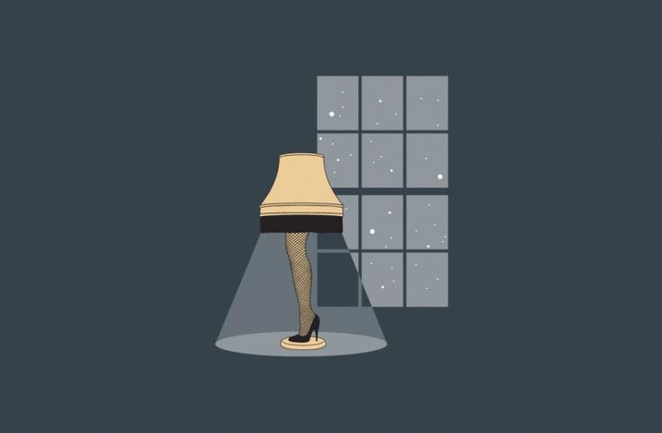 Pin by Bàrt Suiseki on funny shirts Leg lamp, Lamp