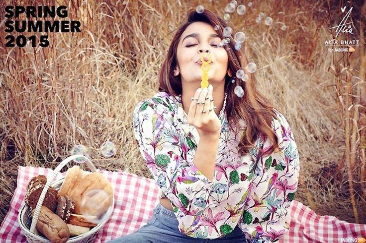 Alia Bhatt Jabong Photoshoot #5