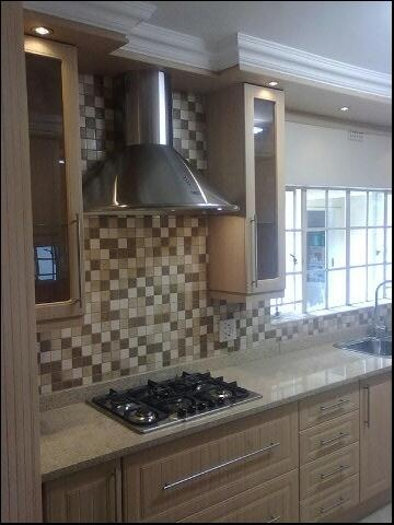 The other side of the De Bruyns Kitchen. We did this project with Marquerite from Awesome Interiors.
