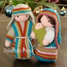 Resultado de imagen para crochet para navidad