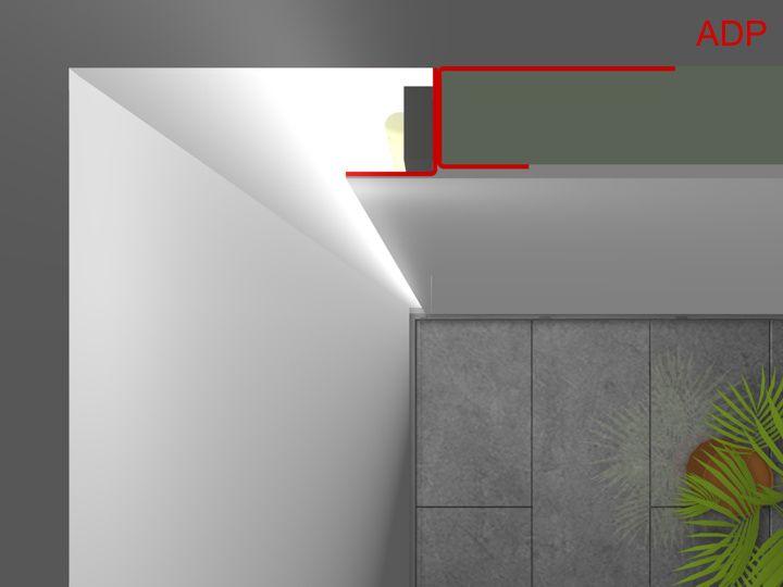 best 25 cove lighting ideas on pinterest indirect. Black Bedroom Furniture Sets. Home Design Ideas