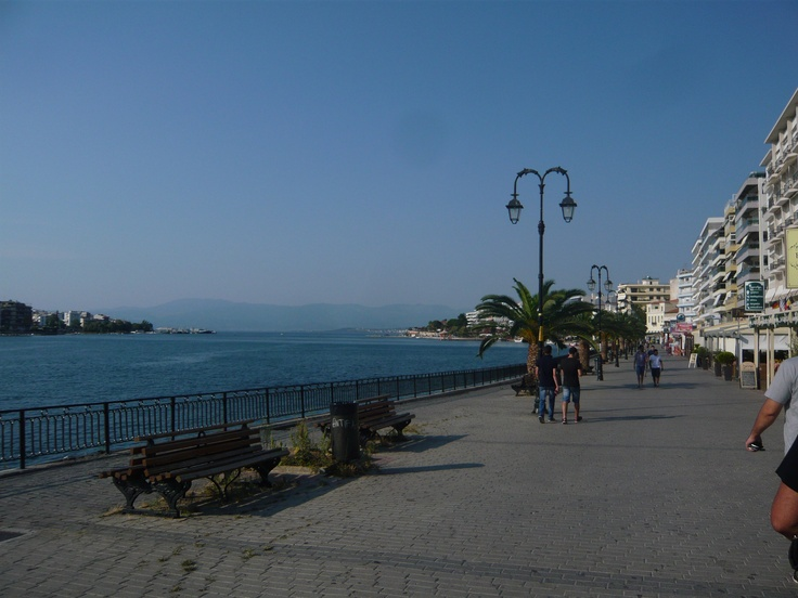 Chalkida-Greece... 4 more months!