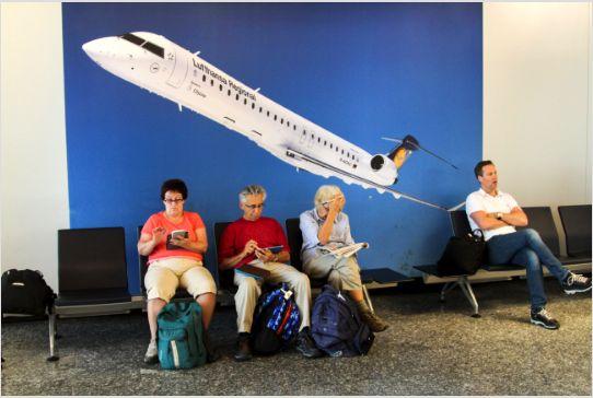 Internet Aeropuerto Ciudad de México: Mapa interactivo contiene ... - El Semanario Sin Limites