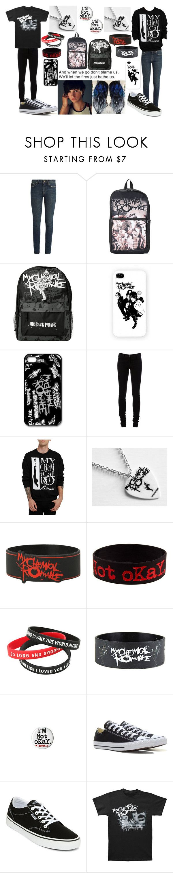 """84174fcd27a0628362b31b5ee371600a - """"My Chemical Romance (Guy and Girl)"""" by dino-satan666 ❤ liked on Polyvore feat..."""