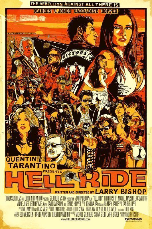 Hell Ride 2008