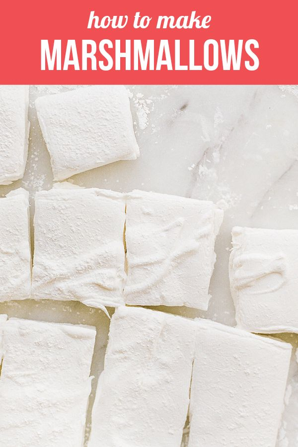 How to Make Marshmallows - Handle the Heat