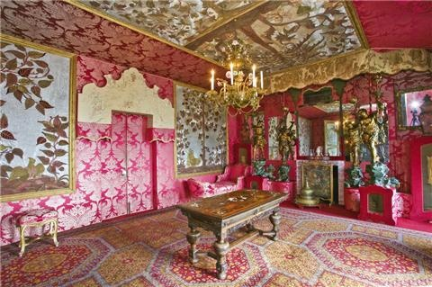Another room in Victor Hugo's house…beautiful!