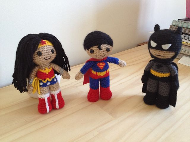 Best 25+ Crochet batman ideas on Pinterest