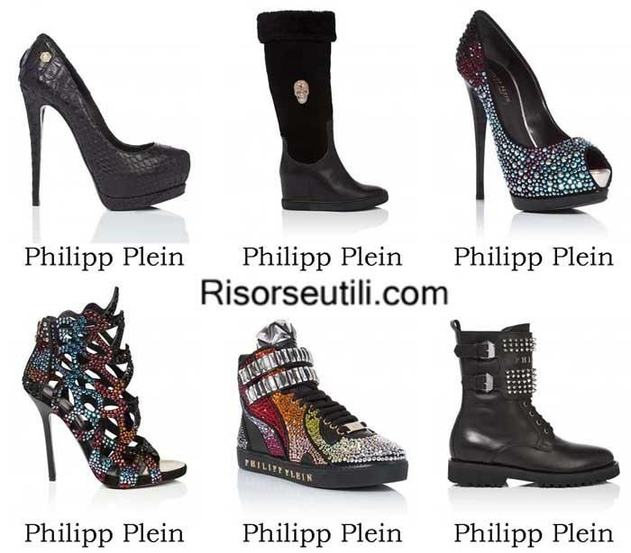 Shoes Philipp Plein fall winter 2016 2017 for women