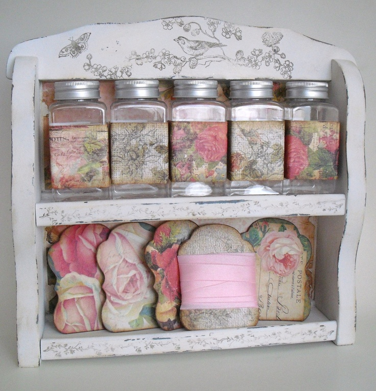 17 best ideas about vintage shabby chic on pinterest - Shabby chic storage ideas ...