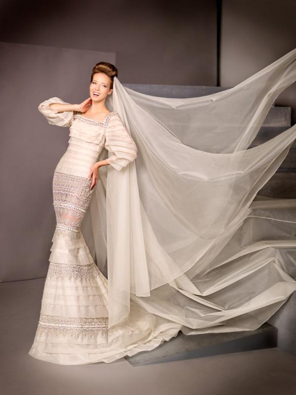 Blanka MatragiWedding Dressses, Bridal Collection, Fashion Dresses, Coutureblanka Matragi, Couture 2012, Matragi 2012, 2012 Spring, Bridal Gowns, Haute Couture