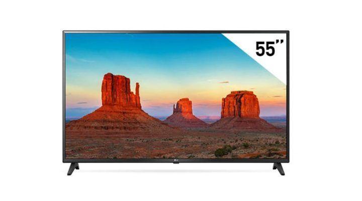 Tv 55 Lg 55uk6200pla 4k Ultra Hd Wifi Por Solo 39799 Y El De 43