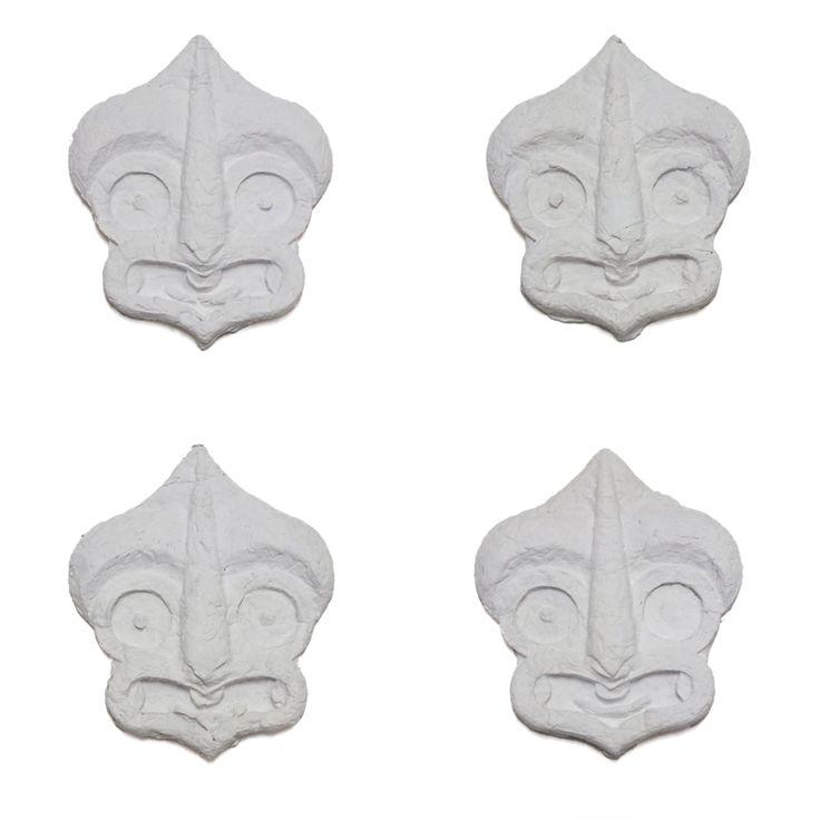 Nga Taima - made from oversized playing cards
