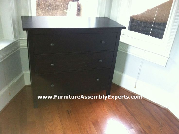 Ikea Hemnes Chest Of Drawers Assembled In Glen Burnie Md By Furniture  Assembly Experts LLC