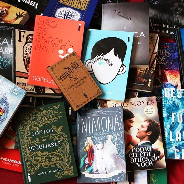 Pin Em Livros