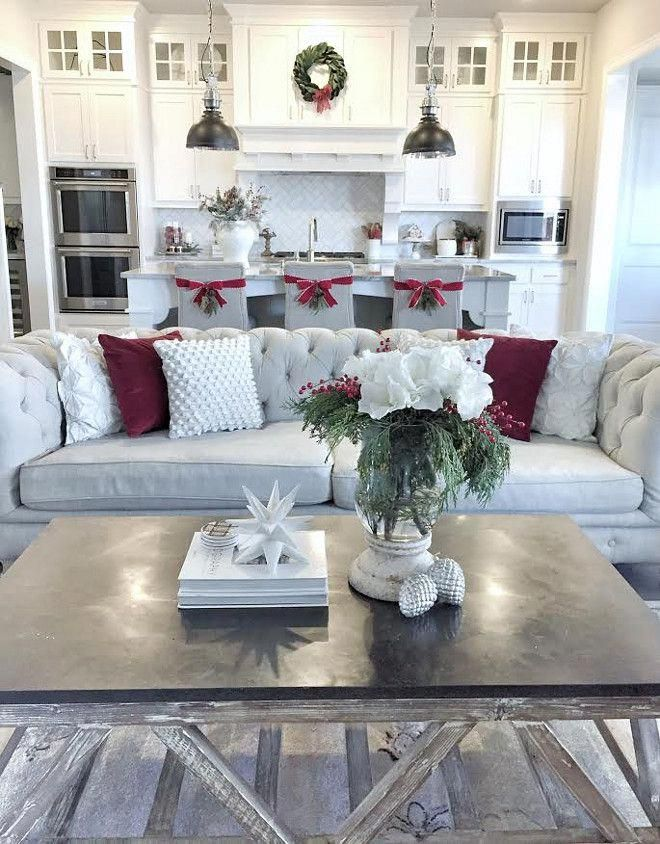 Coffee Table Christmas Decor Easy And Fast Ideas To Add The Last Details In You Christmas Coffee Table Decor Christmas Room Christmas Decorations For The Home