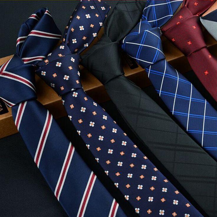 SHENNAIWEI cravates pour hommes 6 cm corbatas hombre 2016 cravate mince cravate 6 cms gravatas jacquard seda