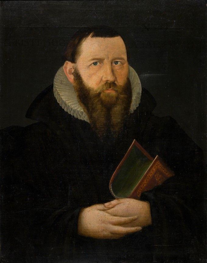 Swedish priest 1599