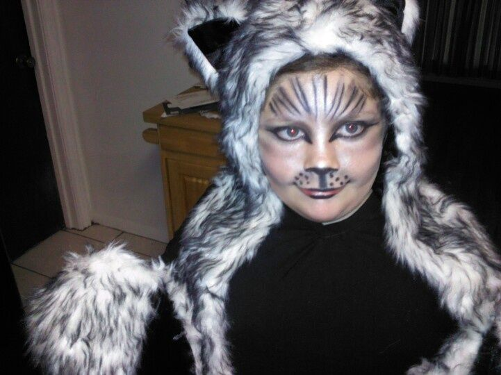 Wolf Costumes for Girls | Wolf girl costume | Halloween | Pinterest