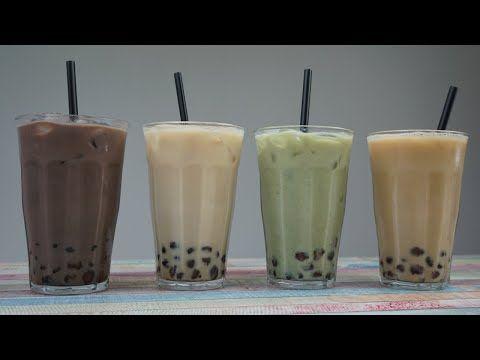 PERLAS DE TAPIOCA / BUBBLE TEA / TÉ DE BURBUJAS / BOBA / El Rincón de Belén - YouTube Tapioca Pearls, Bubble Tea, Thai Recipes, Snack, Pillar Candles, Bubbles, Healthy, Asian, Random