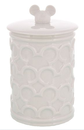 Disney Bath Storage Jar - Mickey Mouse Icon