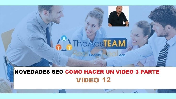 THEADSTEAM ESPAÑOL 12 NOVEDADES SEO JORGE IVAN FRANCO THEADSTEAM