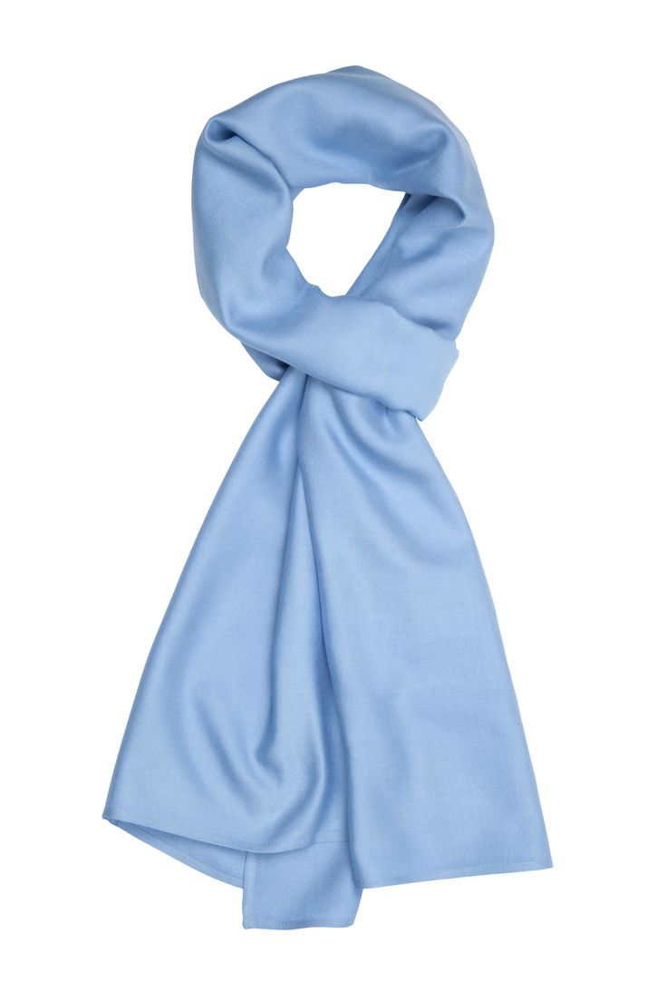 The Ethical Silk Co - Blue Mulberry Silk Scarf  http://www.theethicalsilkco.com/shop/mulberry-silk-scarf-blue