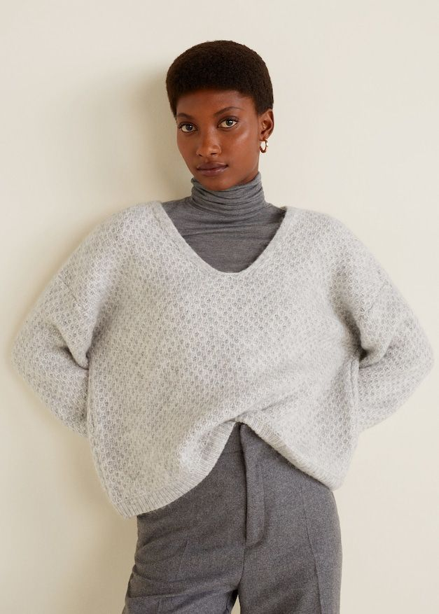 216a089c2a8d Recycled polyester sweater - Medium plane | ref in 2019 | Sweaters ...