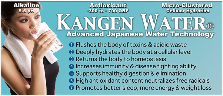 How To Drink Kangen Water