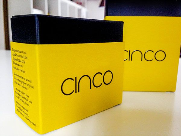 Cinco - Packaging Soap