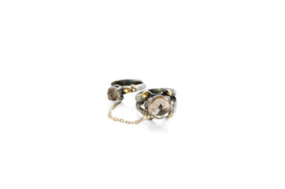 Priestess Double Slave Ring