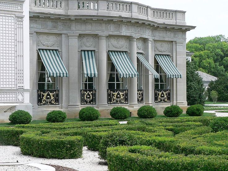 Nemours Mansion And Gardens — A.I.du Pont's American