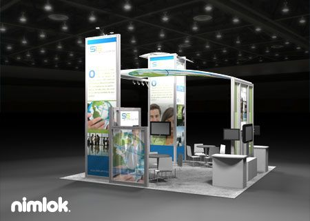 Nimlok Has Over 40 Years Of Experience Building Trade Show