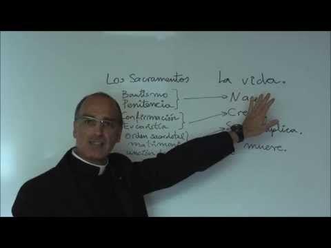 Las semillas de Dios: Los Sacramentos y la vida - YouTube