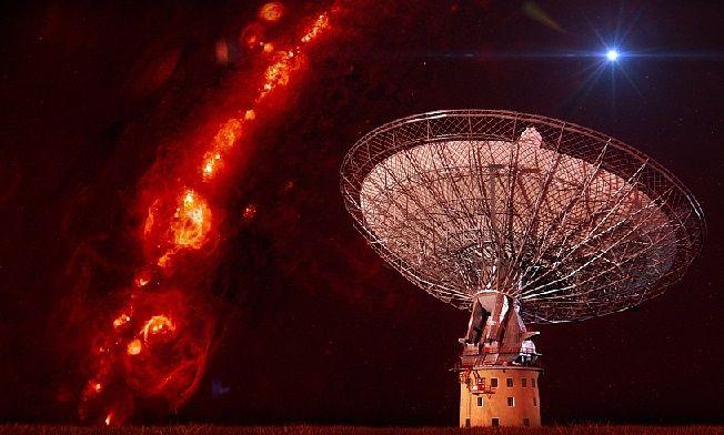 Быстрые радиоимпульсы в космосе могут быть посланиями инопланетян