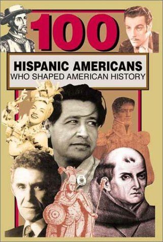A book for the Hispanic Heritage Month! 100 Hispanic-Americans Who Shaped American History