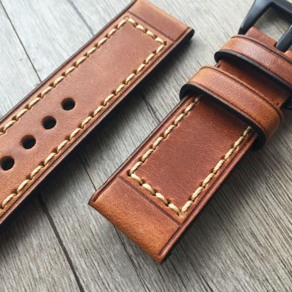 Apple leather Watch Strap No.2