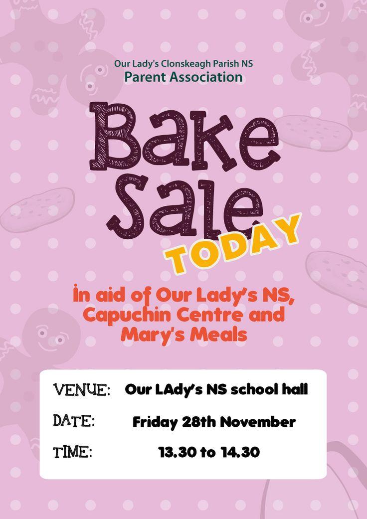 8 best Cake Bake Sale images on Pinterest Bake sale, Cake baking - bake sale flyer